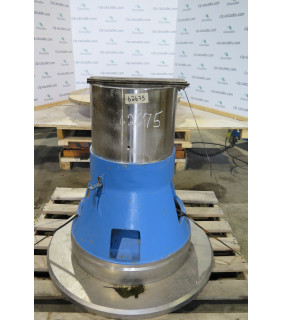 """MOVABLE PLATE HOLDER - 34"""" TYPE: III REFINER - SPROUT-BAUER"""