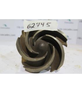 IMPELLER - GOULDS 3196 ST - 1 x 1.5 - 6 - Item 101 - Parts #: 76781-1203