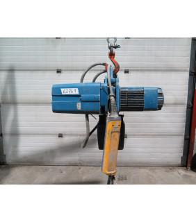 ELECTRIC CHAIN HOIST - 2 TON - DEMAG - MODEL: DKUN 10