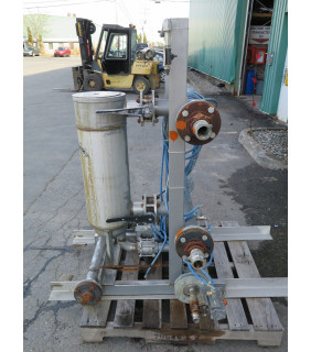 WATER FILTER - RONNINGEN-PETTER - DCF 3000 - USED
