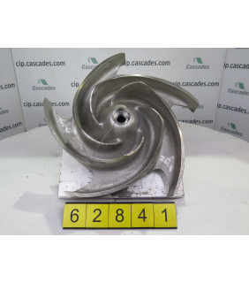 IMPELLER - GOULDS 3175 M - 6 x 8 - 18 - Item 101 - Parts #: D00128A02-1203 - FOR SALE