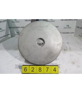 "BACK PLATE - GOULDS 3196 MT - 13"""