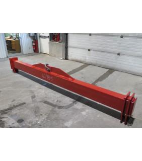 "SPREADER BEAM - 156"" - 20 000 pounds"