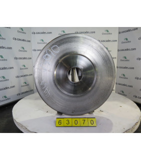 "STUFFING BOX COVER - GOULDS 3175 M - 22"" - Item 184 - Parts #: R254-72-1203 - FOR SALE"