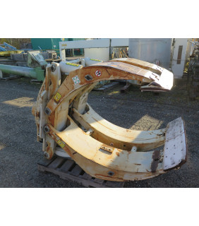 USED PAPER ROLL CLAMPS - CASCADE - MODEL: 100F-RCP-SP - FOR SALE