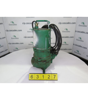 "USED - PUMP - SUBMERSIBLE SEWAGE PUMP - HYDROMATIC - SK75-M2 - 2"" NPT - FOR SALE"