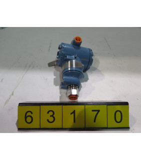 IN LINE PRESSURE TRANSMITTER - ROSEMOUNT 3051 - STORE SURPLUS FOR SALE