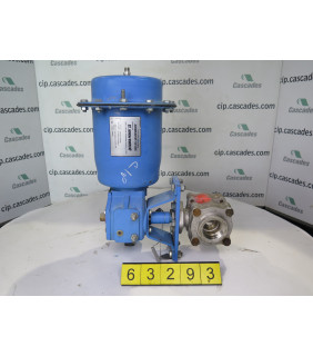 "USED - BALL VALVE - NELES JAMESBURY - 2""- FOR SALE"
