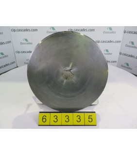 """USED - STUFFING BOX COVER - ALLIS-CHALMER PWO A1 - 14"""" - PARTS #: 98-233-346 - FOR SALE"""
