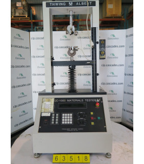 TENSILE TESTER - THWING ALBERT QC-1000 - 110 V