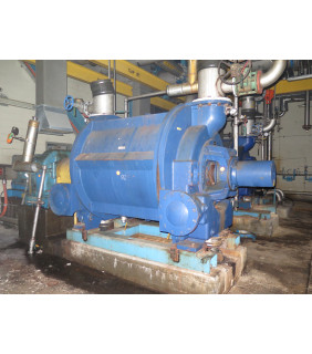 FOR SALE - VACUUM PUMP - NASH - 904 T1 - DOUBLE EXTENDED SHAFT