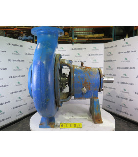 USED GOULDS PUMP - 3175 L - 10 X 12 - 22 - FOR SALE