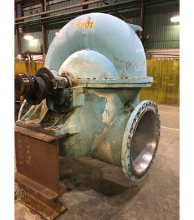USED PUMP FOR SALE - AHLSTROM - ZX 80 Y-2 - FAN PUMP
