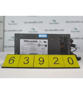 POWER SUPPLY - TDK-LAMBDA - LZS-A00-3 - USED