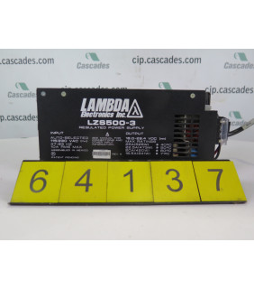 POWER SUPPLY - LAMBDA - LZS-500-3