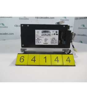 POWER SUPPLY - LAMBDA - LZS-500-3-9901