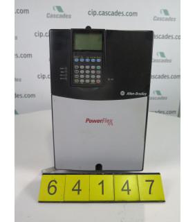 DRIVE - AC - ALLEN-BRADLEY POWERFLEX 70 - 432/660 VOLT