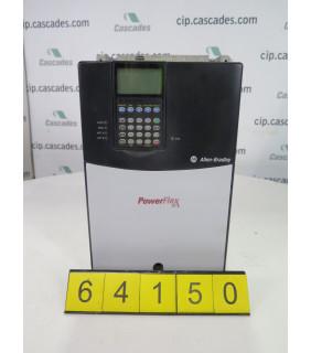 DRIVE - AC - ALLEN-BRADLEY - POWERFLEX 70 - 20 HP - 432/660 VOLT