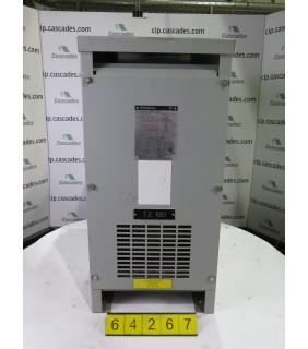 TRANSFORMER - WESTINGHOUSE 25 KVA - 600 VOLTS
