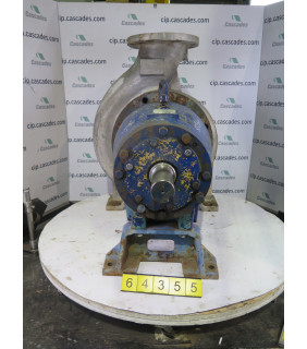 PUMP - GOULDS 3175 M - 8 X 10 X 14