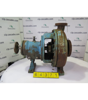 PUMP - GOULDS 3196 MT0 - 1.5 X 3 - 13 - USED