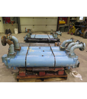 Pre-Owned - Hydraulic Oil Cooler - BOWMAN PK600 Heat Exchangers - FOR SALE