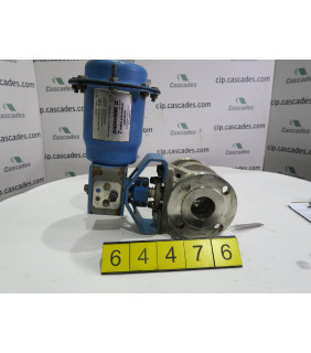 BALL VALVE - NELES JAMESBURY - 2""