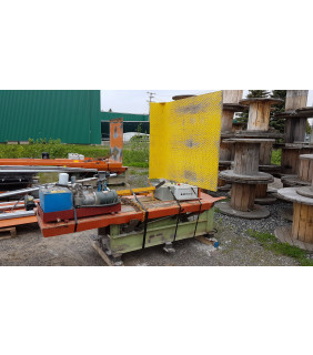 USED HYDRAULIC UPENDER SYSTEME - FOR SALE