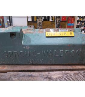 "REFINER BASE - SPROUT WALDON - 26"" TYPE II"