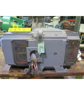 MOTOR - DC - RELIANCE - 100 HP -1750/2000 RPM - 240 V ARM.