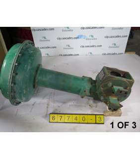 1 OF 3 - ACTUATOR - FISHER - 1051 - USED