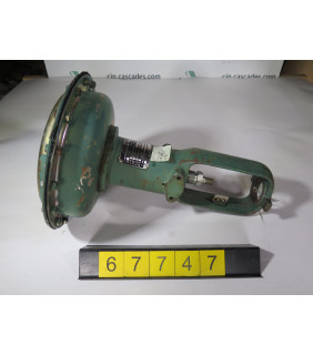 ACTUATOR - FISHER - 657-GS - USED