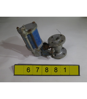 "BALL VALVE - JAMESBURY 5150 - 1"" - USED"