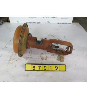 ACTUATOR - FISHER - 667-A - USED