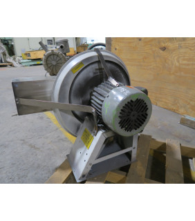 Pre-Owned - BLOWER - KONGSLIDE - TRL-40 - KONGSLIDE - TRL 40 - 3 HP - 3515 RPM - FOR SALE