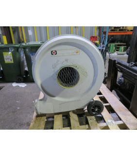USED CONVEYING BLOWERS - KONGSKILDE - TRL 100 - 10 HP - 3500 RPM - FOR SALE