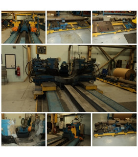 "USED Roll Grinder - Farrell - 50/63"" x 256"" - For Sale"