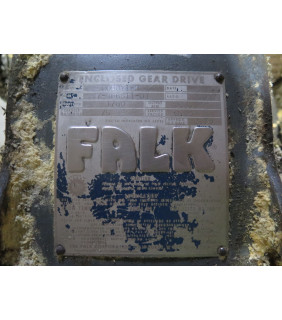 GEARBOX - FALK 2050Y1-B - 75 HP - RATIO: 2.027 to 1