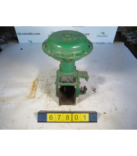 ACTUATOR - FISHER - 1051-8550 - USED
