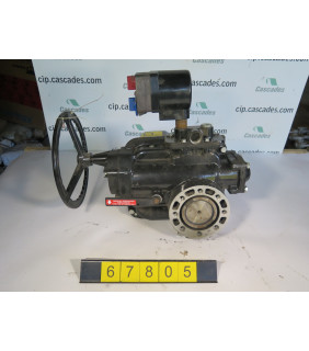 ACTUATOR - FLOWSERVE LIMITORQUE LY-3001 - USED