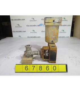 "ROTARY - GLOBE VALVE - MASONEILAN 35-35202 - 1"" - USED"