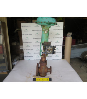 THERMOCOMPRESSOR - SCHUTTE & KOERTING - WH-25524 - USED