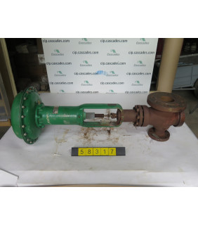 """THERMOCOMPRESSOR - SCHUTTE & KOERTING - WH-29245 - 2"""" - USED"""