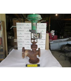 """THERMOCOMPRESSOR - ROSS MIDWEST FUTTON 6"""" - THERMOSYPHON 6-6-4 - USED"""