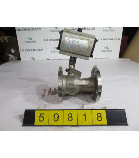 "BALL VALVE - TRUELINE - 2"" - USED"