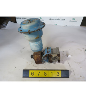 "BALL VALVE - NELES JAMESBURY - 1.5"" - USED"