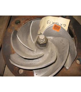 IMPELLER - GOULDS 3196 XLTX - 6 x 8 - 13 - Item 101 - Parts #: 103-609-1203