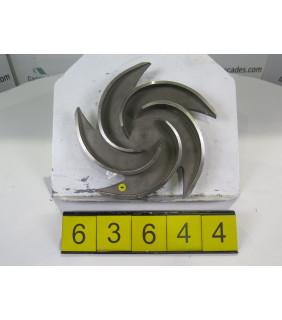 IMPELLER - GOULDS 3196 M - 1.5 X 3 - 10 - STORE SURPLUS