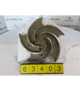 IMPELLER - GOULDS 3196 LT - 2 X 3 - 13 - USED
