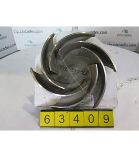 IMPELLER - GOULDS 3196 LTX - 4 X 6 - 13  - STORE SURPLUS